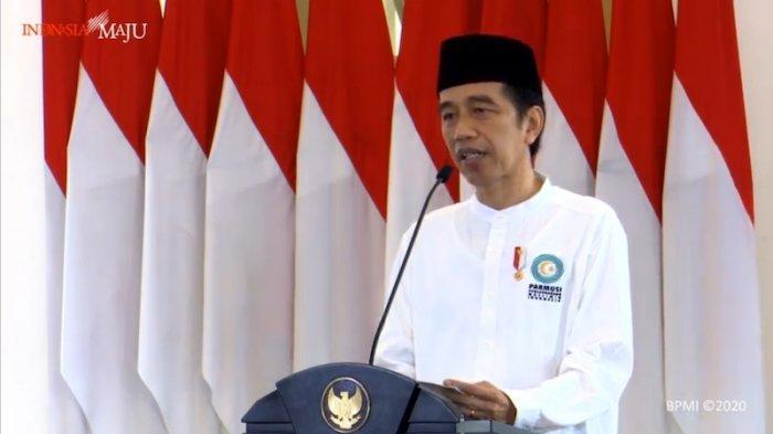 Jokowi: Persoalan Covid-19 Terlalu Besar Jika Diselesaikan Sendirian oleh Pemerintah